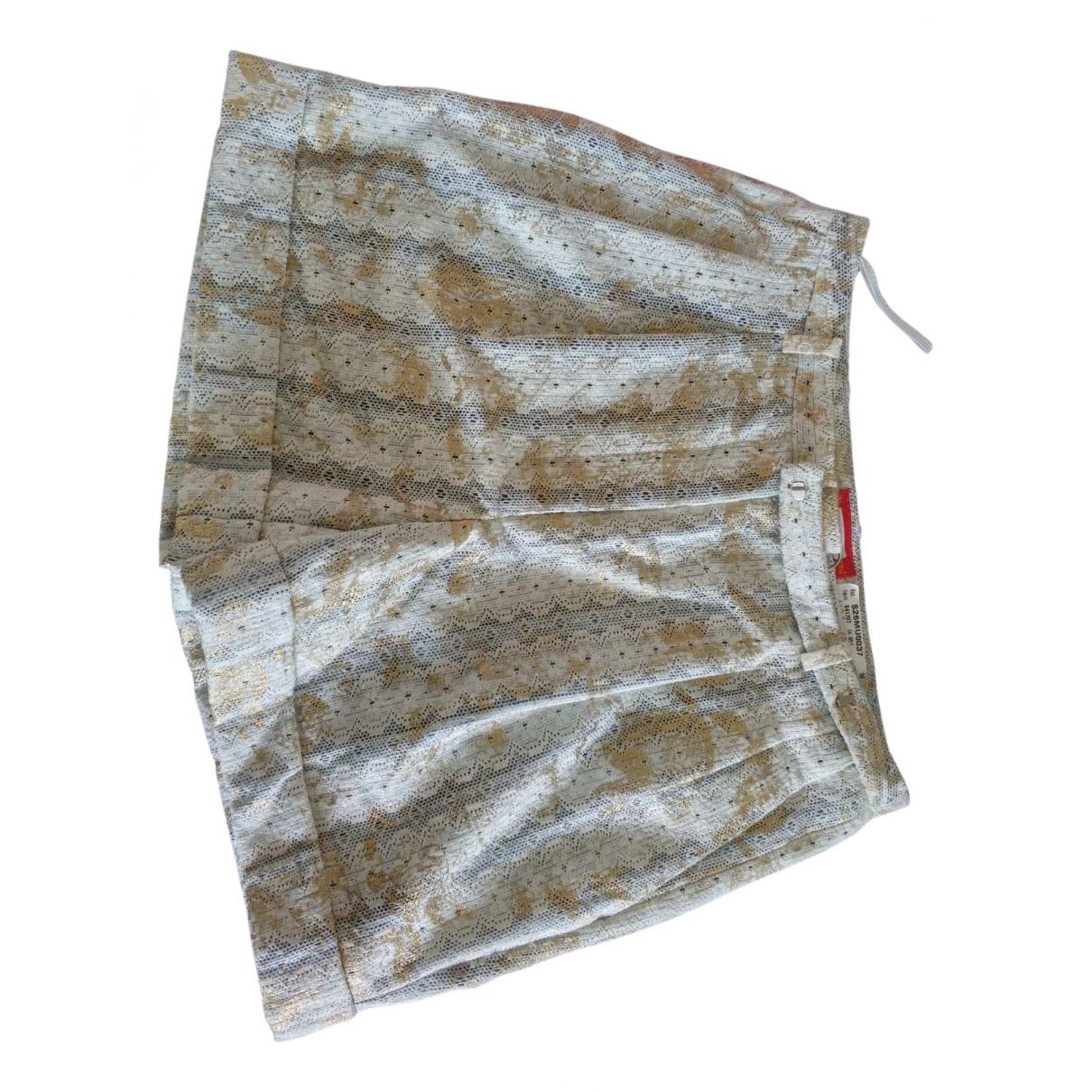 Vivienne Westwood Red Label \N Shorts in  Weiss Baumwolle