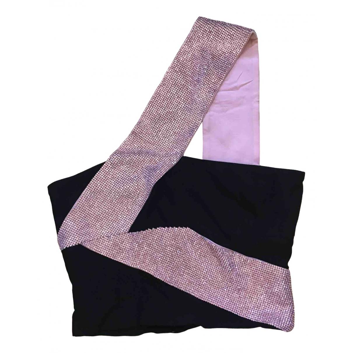 Versace - Top   pour femme en coton - rose