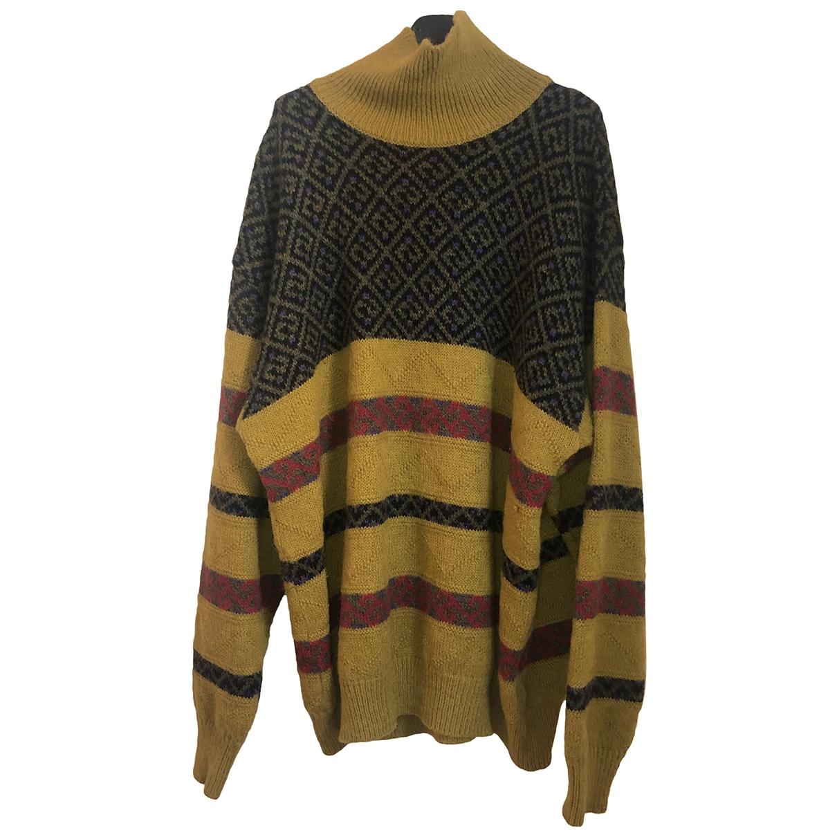 Kappa \N Pullover.Westen.Sweatshirts  in Wolle
