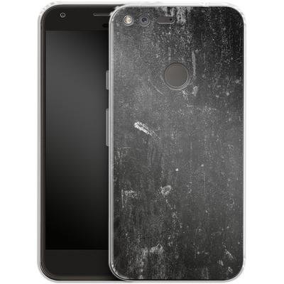 Google Pixel XL Silikon Handyhuelle - Grundge von caseable Designs