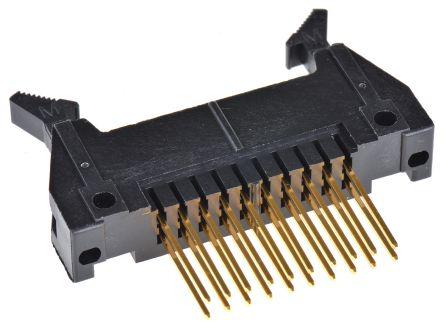 Hirose , HIF3BA, 3BA, 20 Way, 2 Row, Straight PCB Header