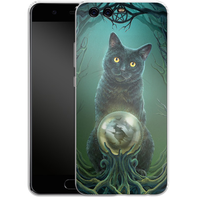 Huawei P10 Silikon Handyhuelle - Rise of the Witches von Lisa Parker