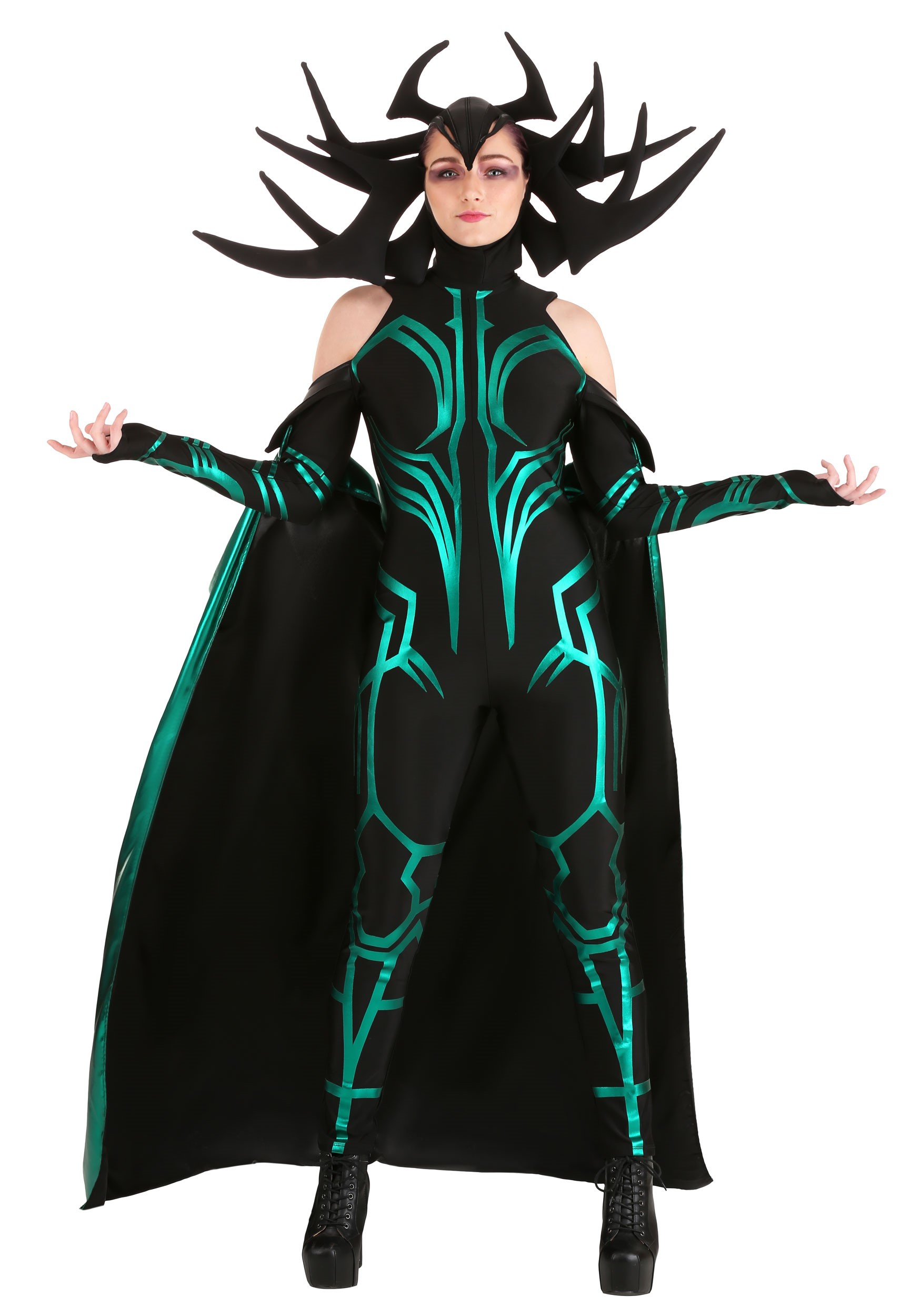 Womens Marvel Hela Premium Costume