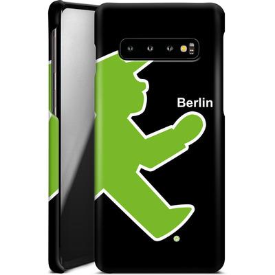 Samsung Galaxy S10 Smartphone Huelle - Berlin GO von AMPELMANN