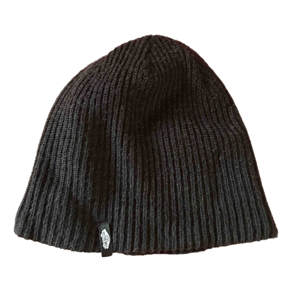 Vans N Black hat for Women S International