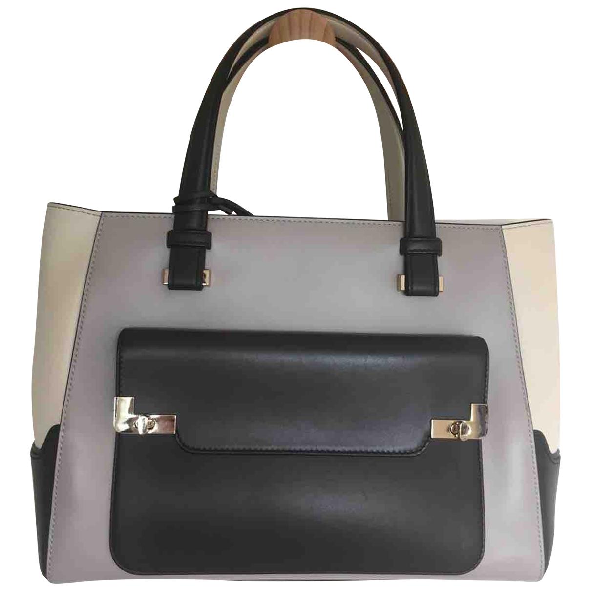 Lancel \N Multicolour Leather handbag for Women \N