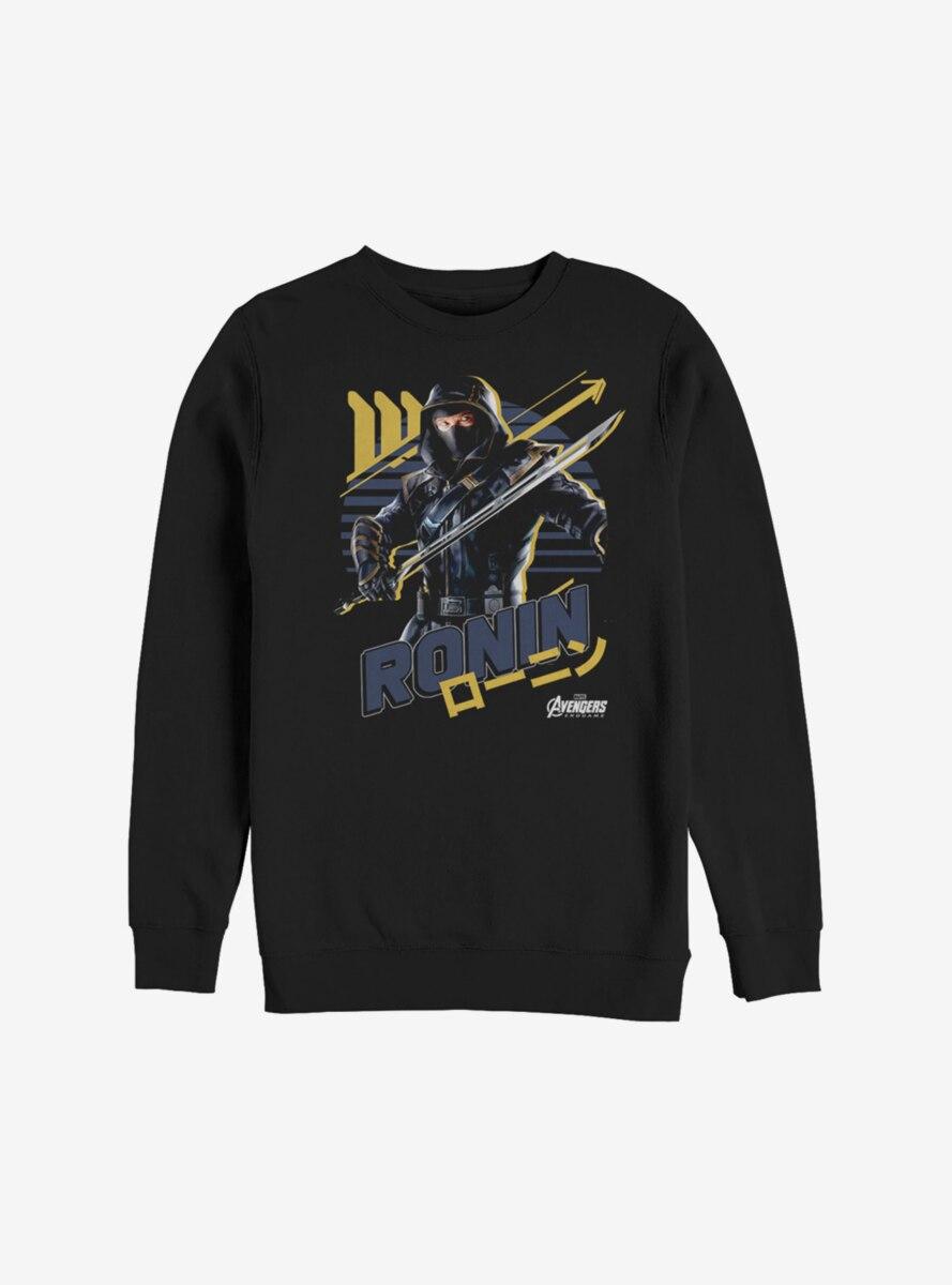 Marvel Avengers: Endgame Ninja Sunset Sweatshirt