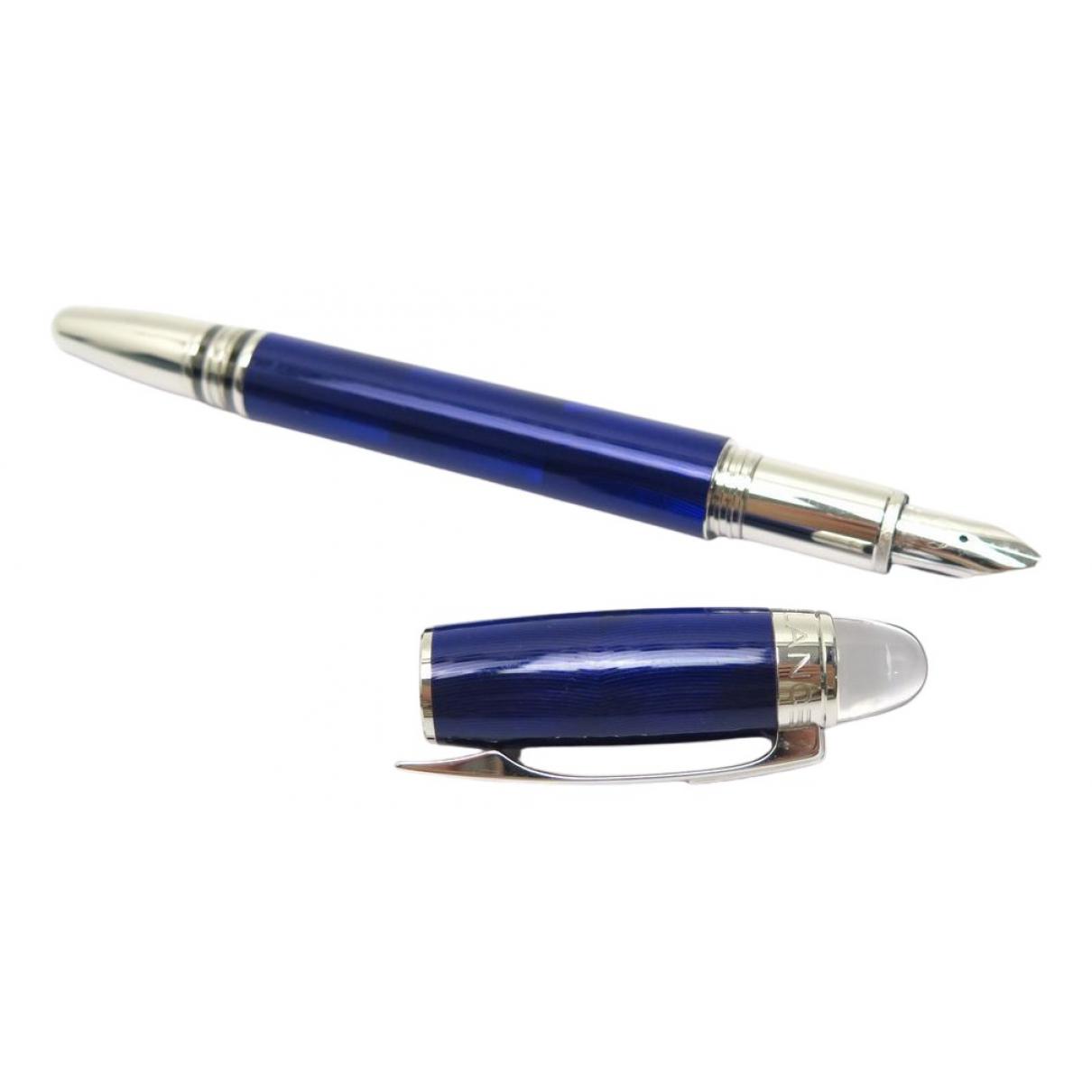 Montblanc - Objets & Deco StarWalker pour lifestyle - bleu