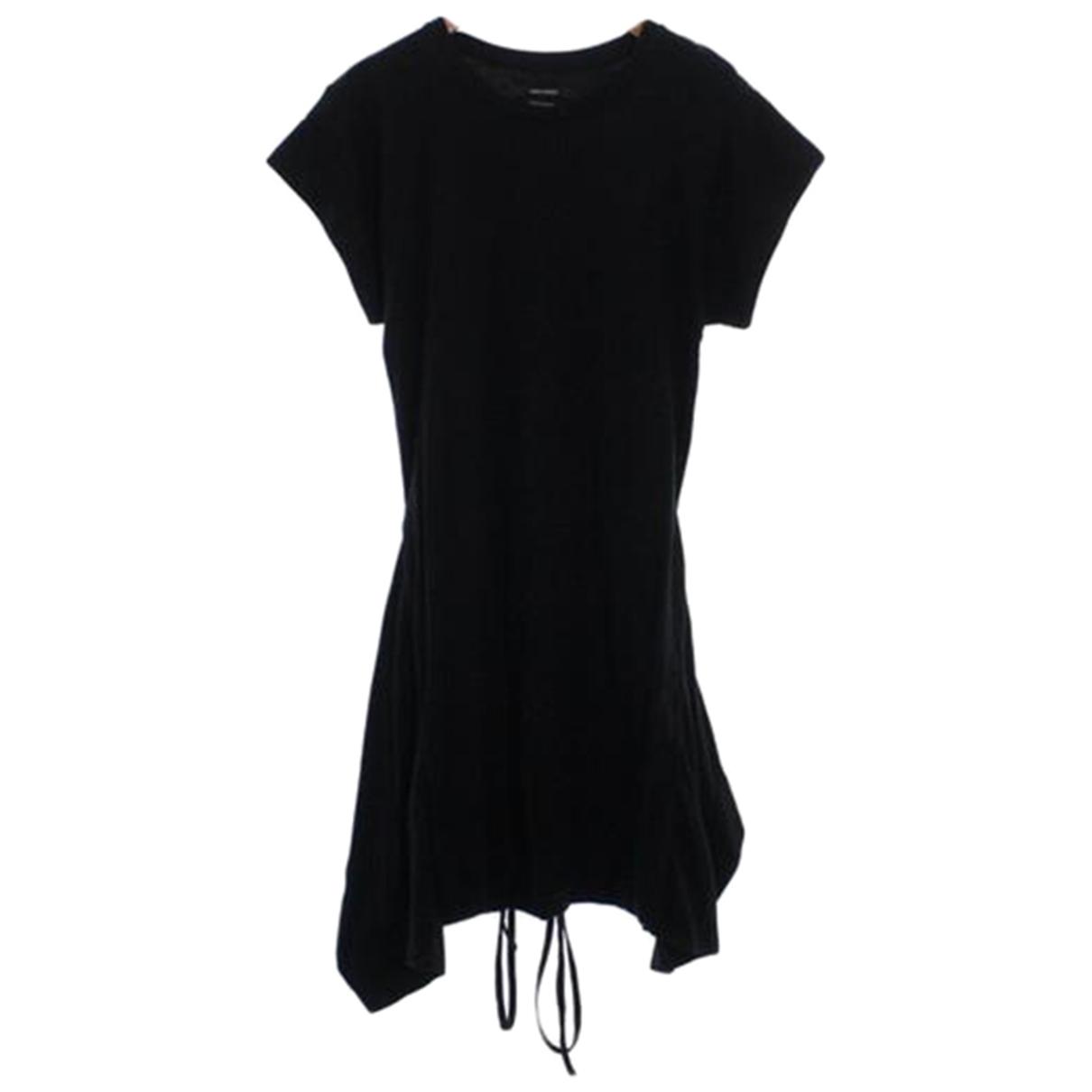 Isabel Marant \N Black Cotton dress for Women S International