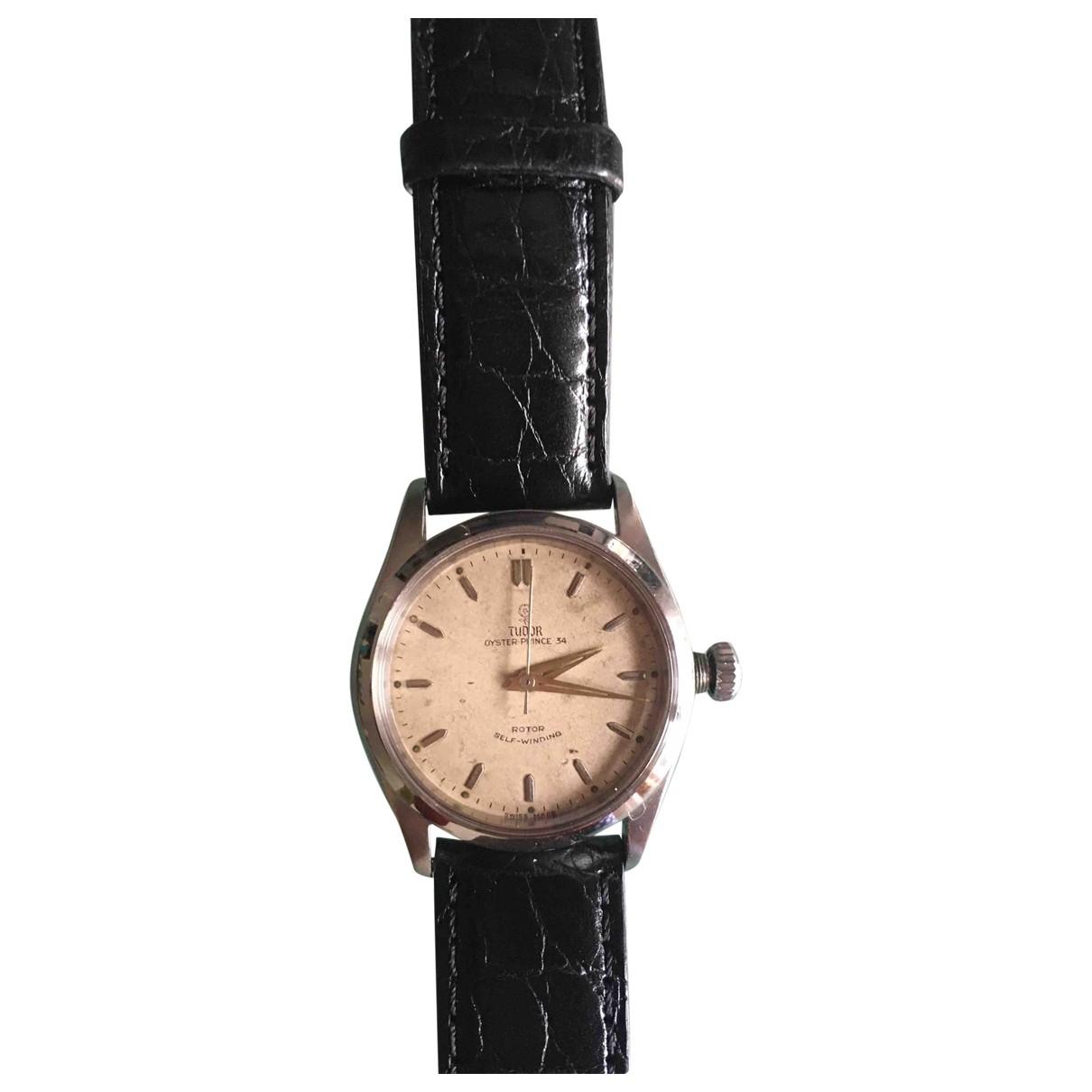 Relojes Oyster Tudor