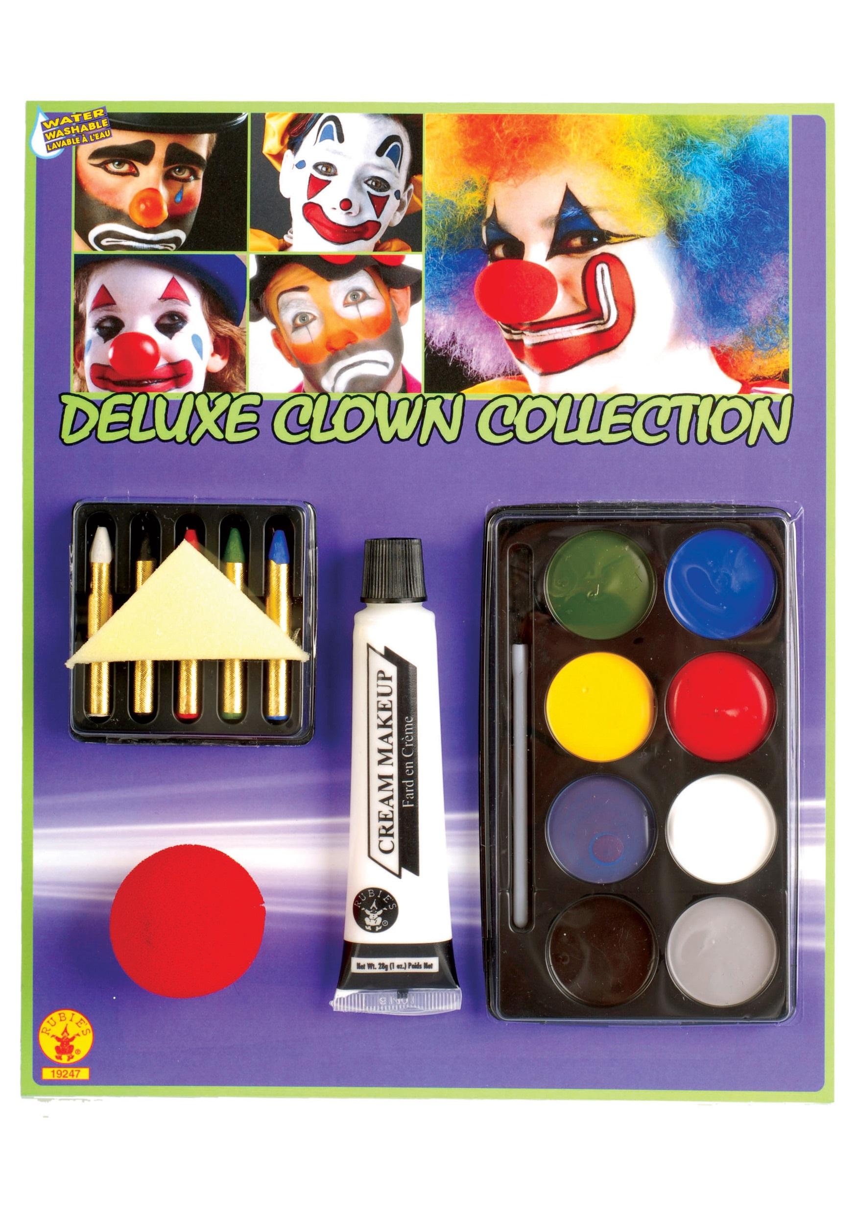 Rubies Clown Makeup Set
