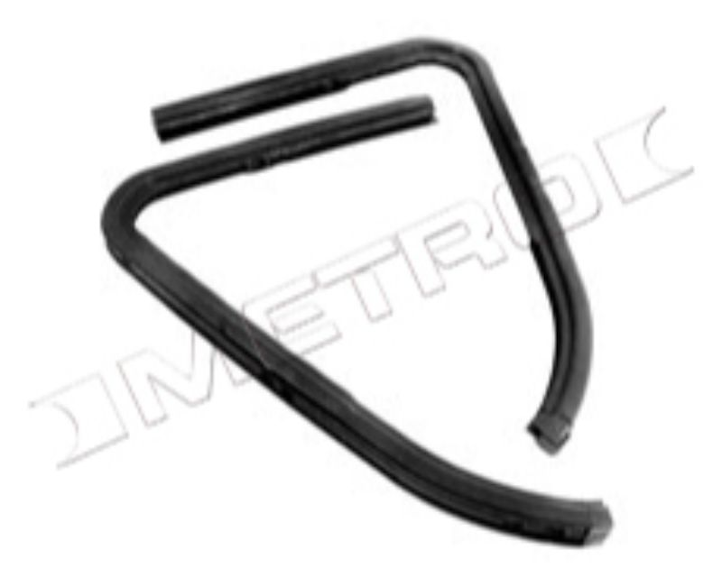 Metro Moulded WR 7323 Vent Window Seal Buick | 1951-1953 | Oldsmobile 1951-1953