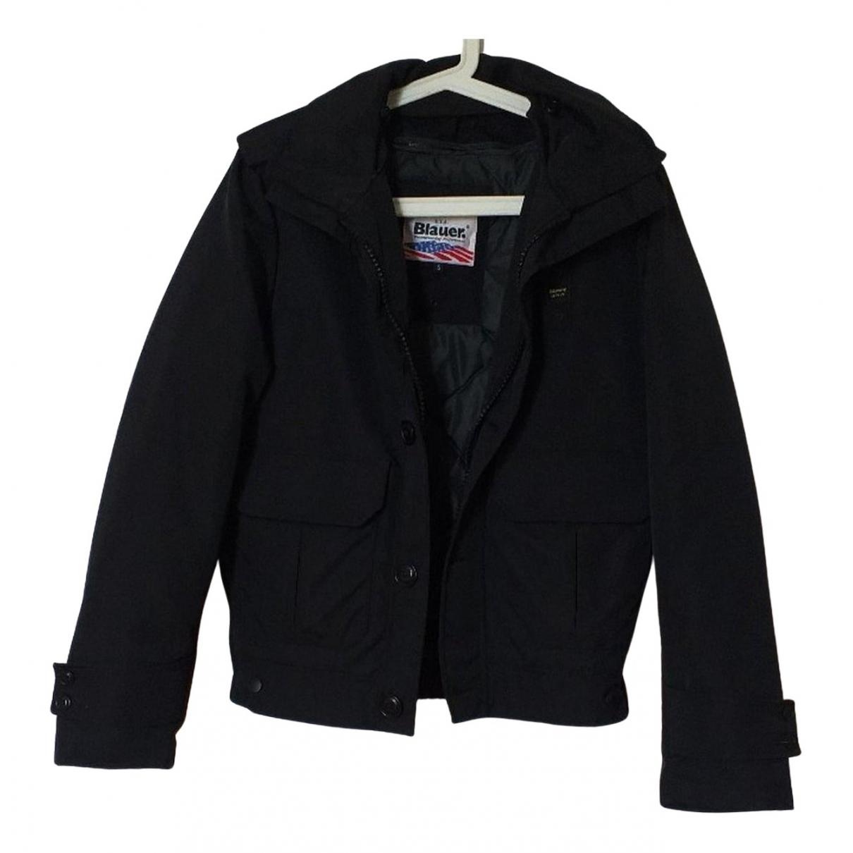 Blauer N Black jacket  for Men S International