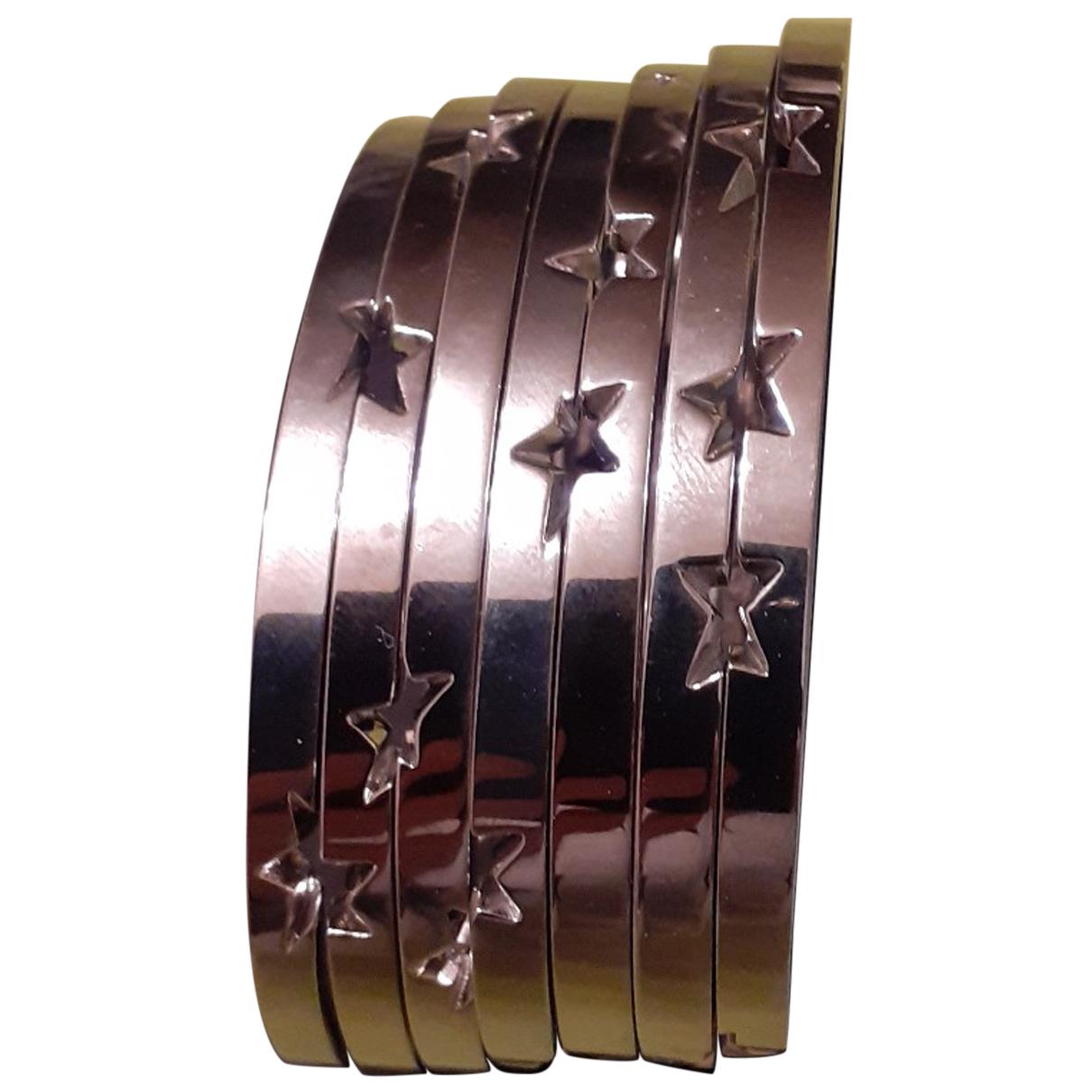 Thierry Mugler N Metallic Metal bracelet for Women N