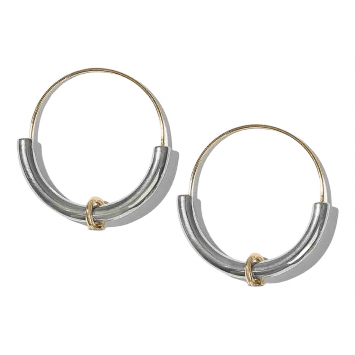 No Collection N Gold Gold plated Earrings for Women N