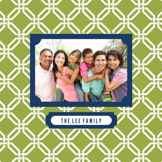 Everyday 18x18 Square Throw Pillow, Gift -Preppy Patterns