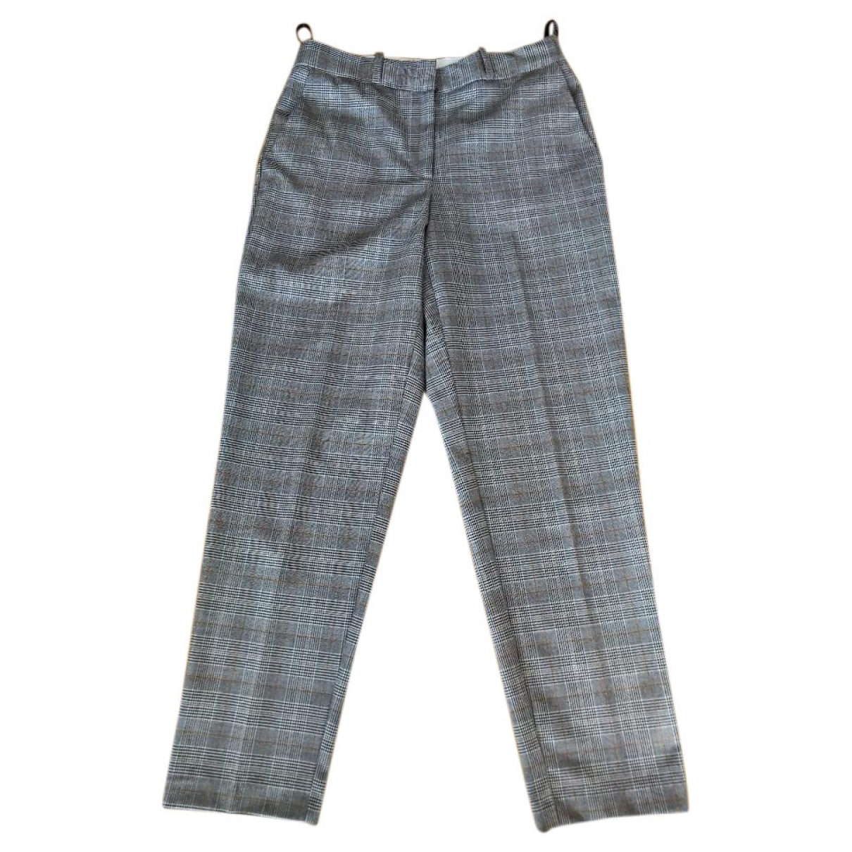tophop \N Grey Trousers for Women 8 UK