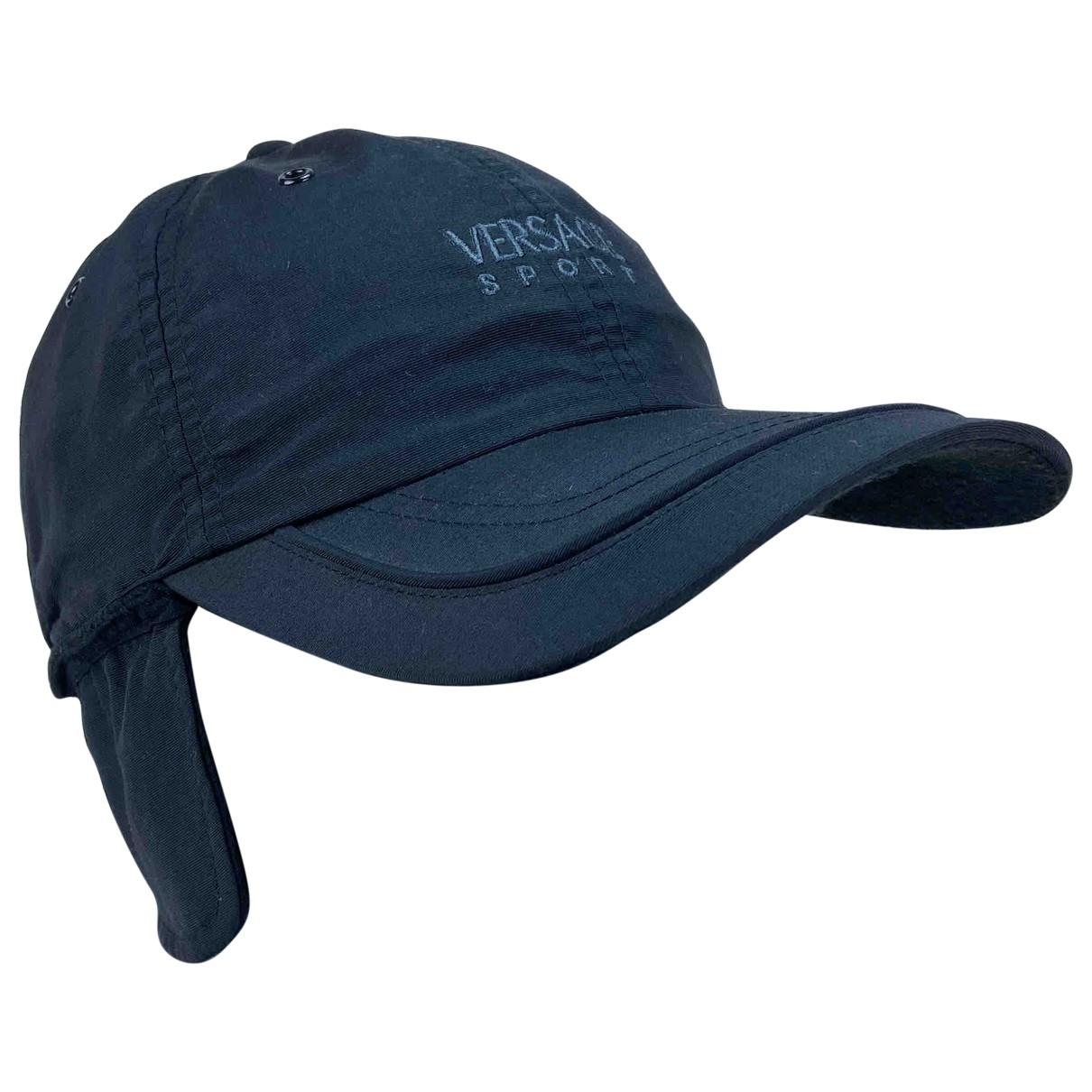 Sombrero / gorro de Lona Versace