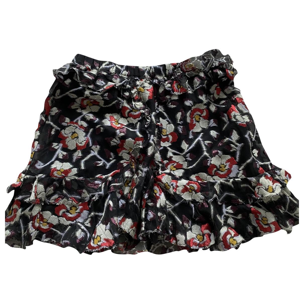 Isabel Marant \N Multicolour Silk skirt for Women 34 FR