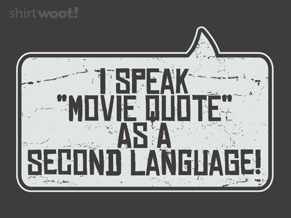 Bilingual T Shirt