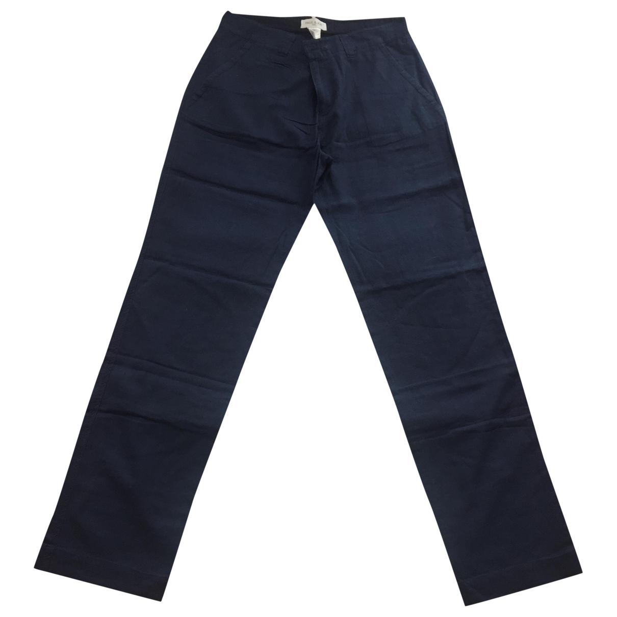 Pantalon de Lino Paul & Joe