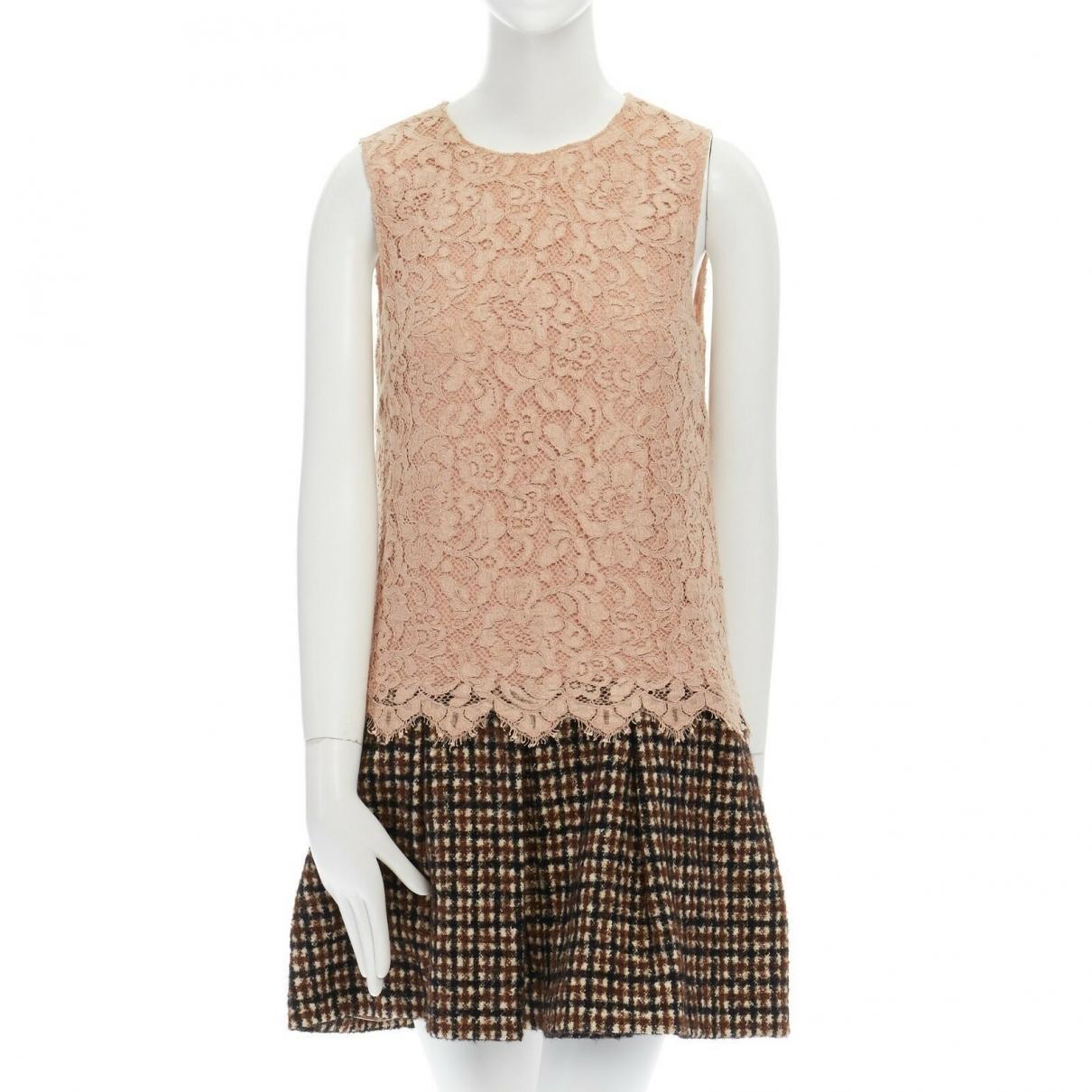 Dolce & Gabbana \N Multicolour Lace dress for Women S