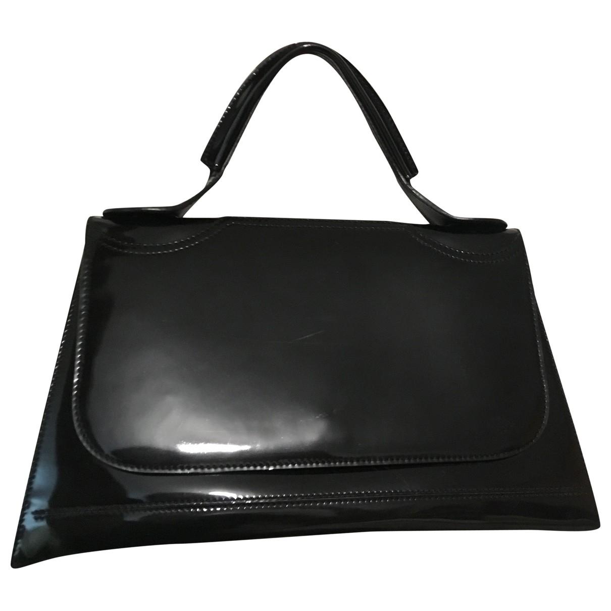 Fendi \N Black Patent leather handbag for Women \N