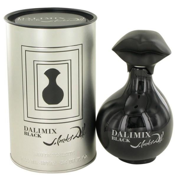 Dalimix Black - Salvador Dali Eau de Toilette Spray 100 ML