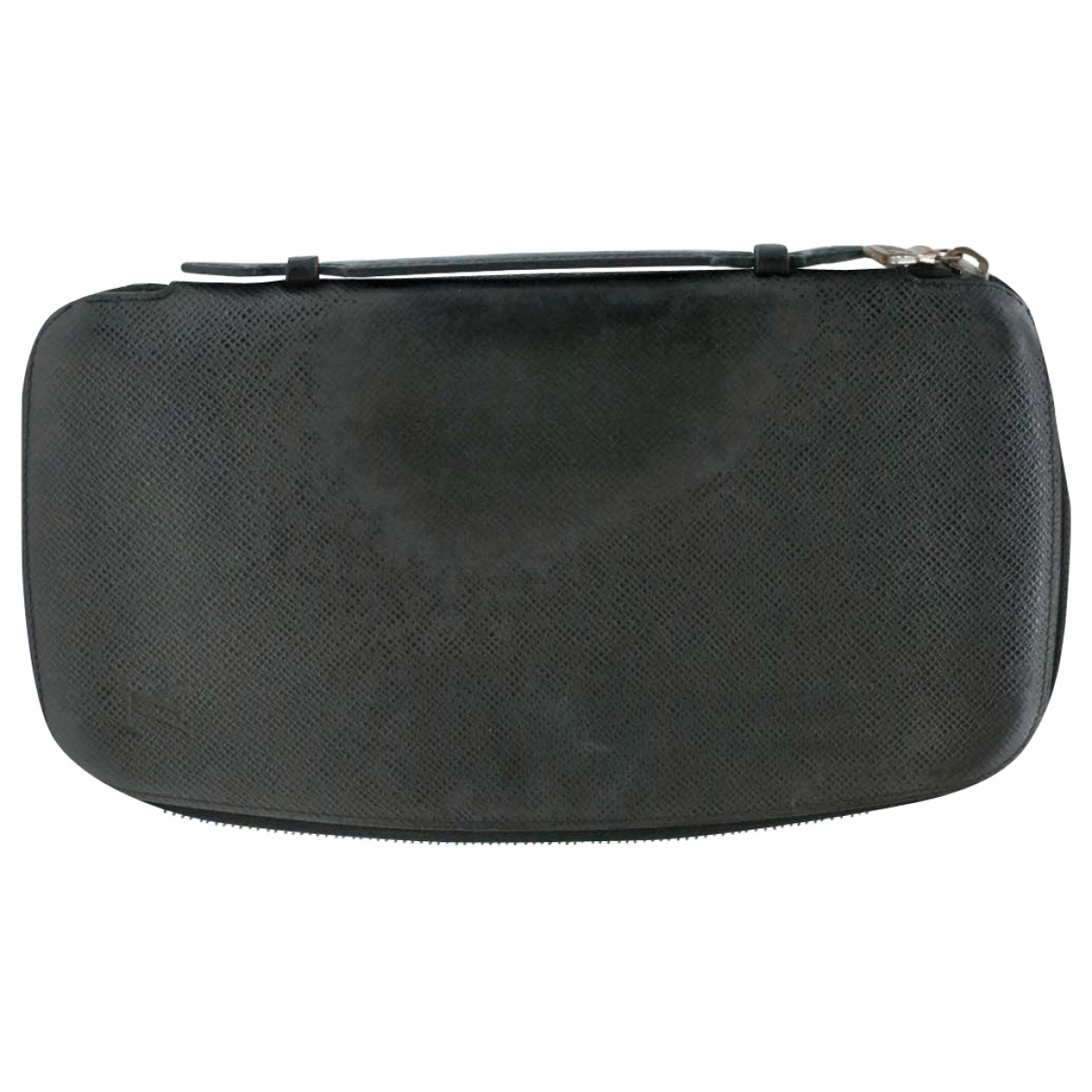 Louis Vuitton \N Black Leather Travel bag for Women \N