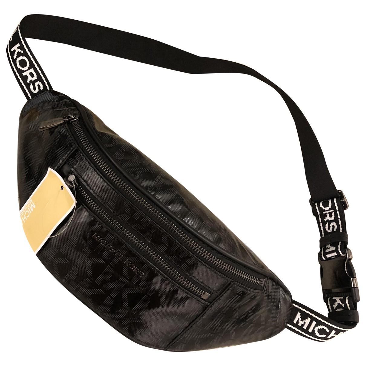 Michael Kors \N Black Fur Clutch bag for Women \N