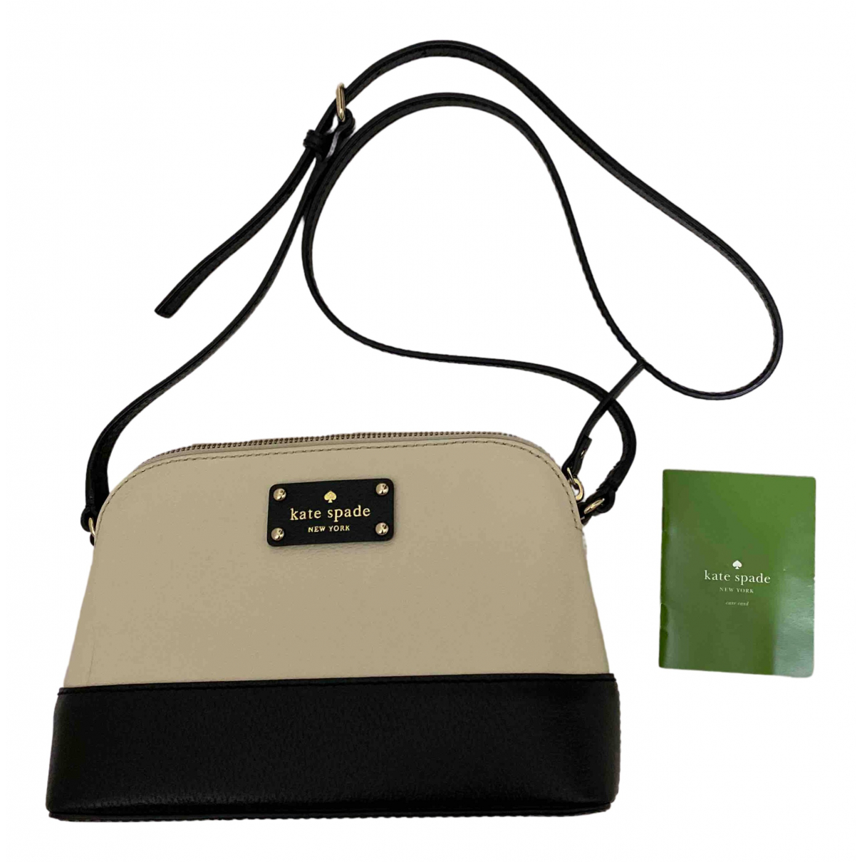 Kate Spade \N Handtasche in  Bunt Leder
