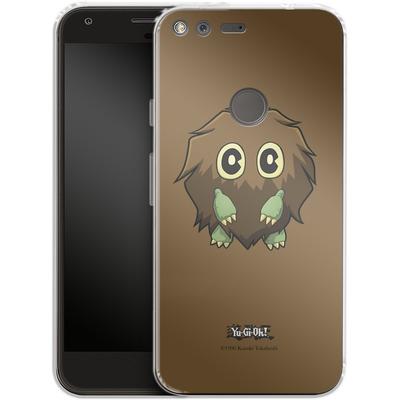 Google Pixel XL Silikon Handyhuelle - Kuriboh SD von Yu-Gi-Oh!