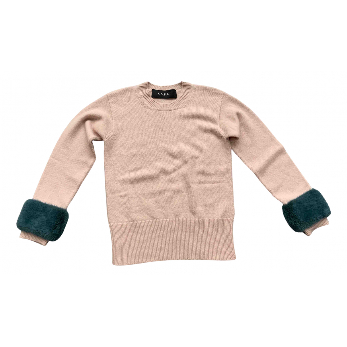 Gucci N Pink Cashmere Knitwear for Women XS International