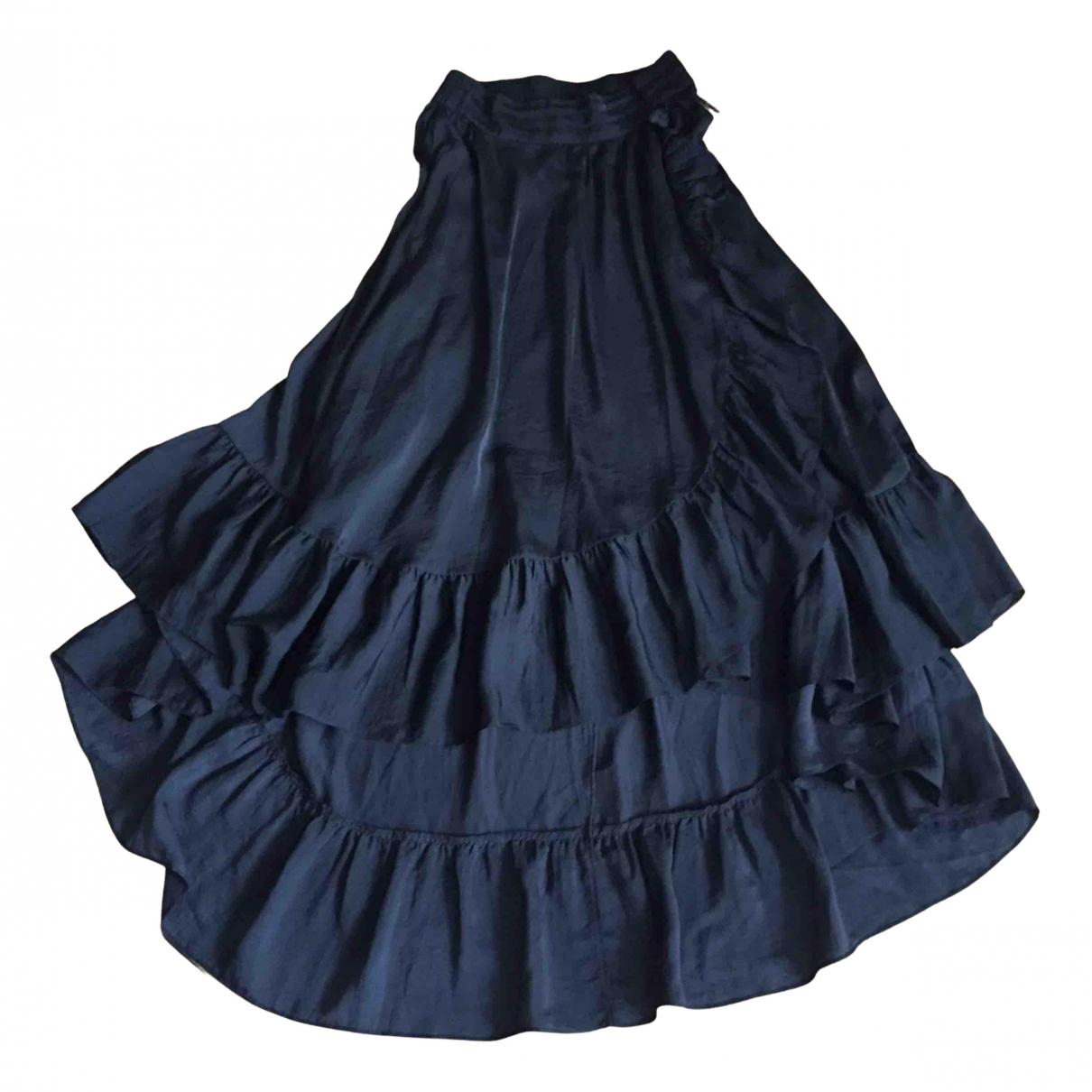 Maje N Black skirt for Women 36 FR