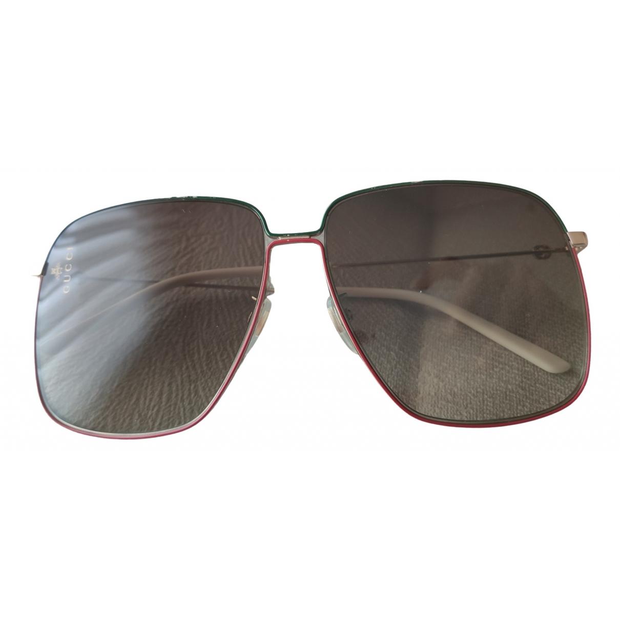 Gucci N Metal Sunglasses for Women N