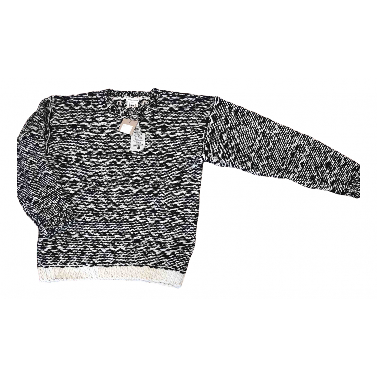 Isabel Marant Pour H&m \N Pullover.Westen.Sweatshirts  in  Bunt Wolle