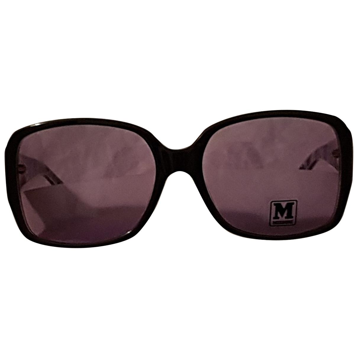 M Missoni \N Sonnenbrillen in  Schwarz Kunststoff