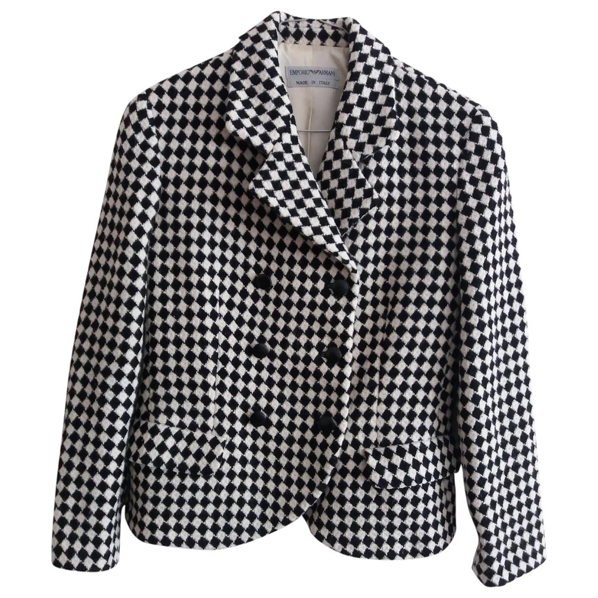 Emporio Armani \N Wool jacket for Women L International