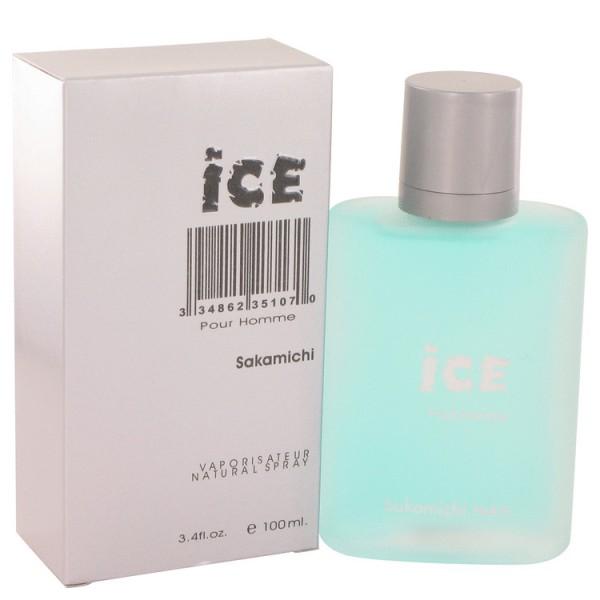 Ice - Sakamichi Eau de Toilette Spray 100 ML