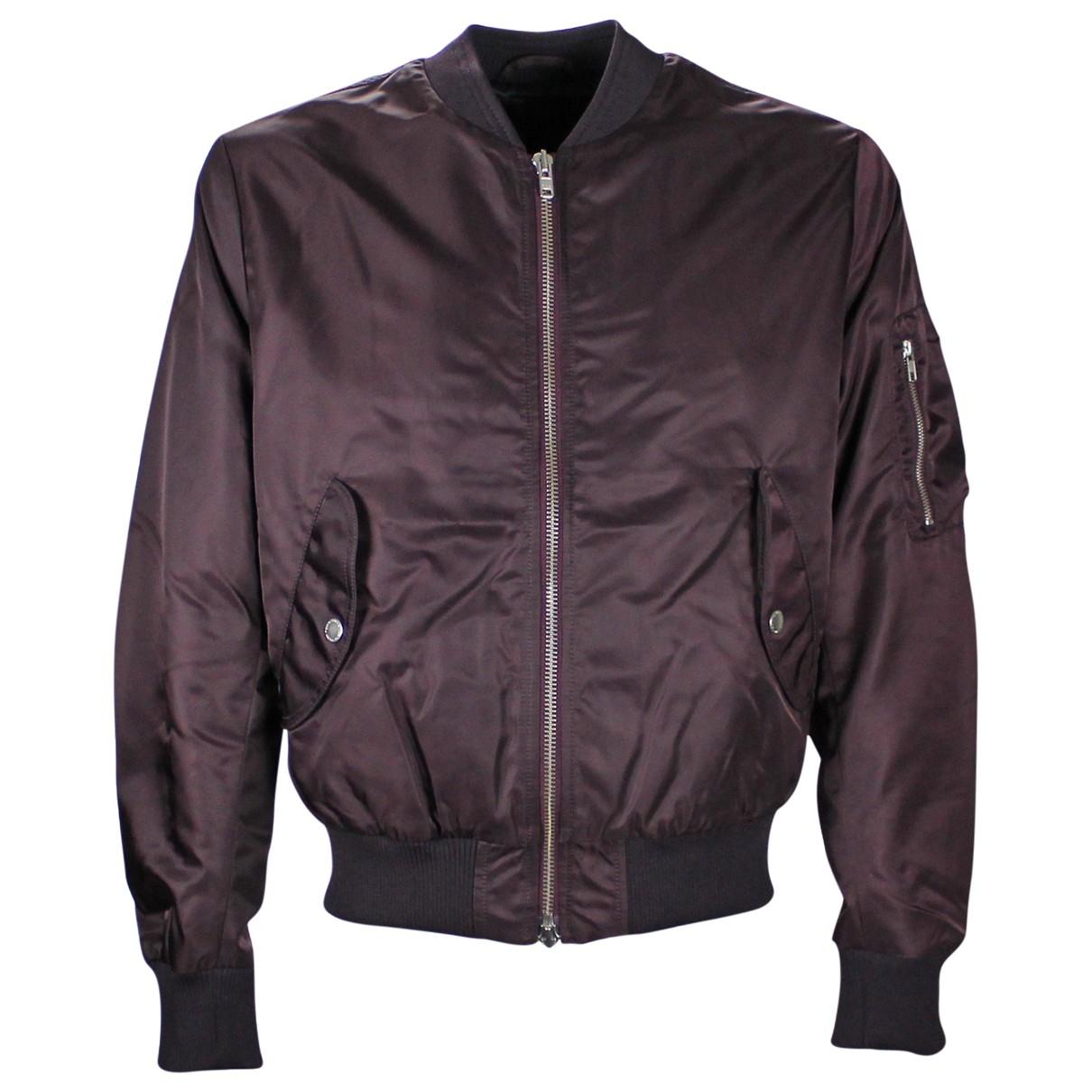 Tiger Of Sweden \N Burgundy jacket  for Men 50 IT