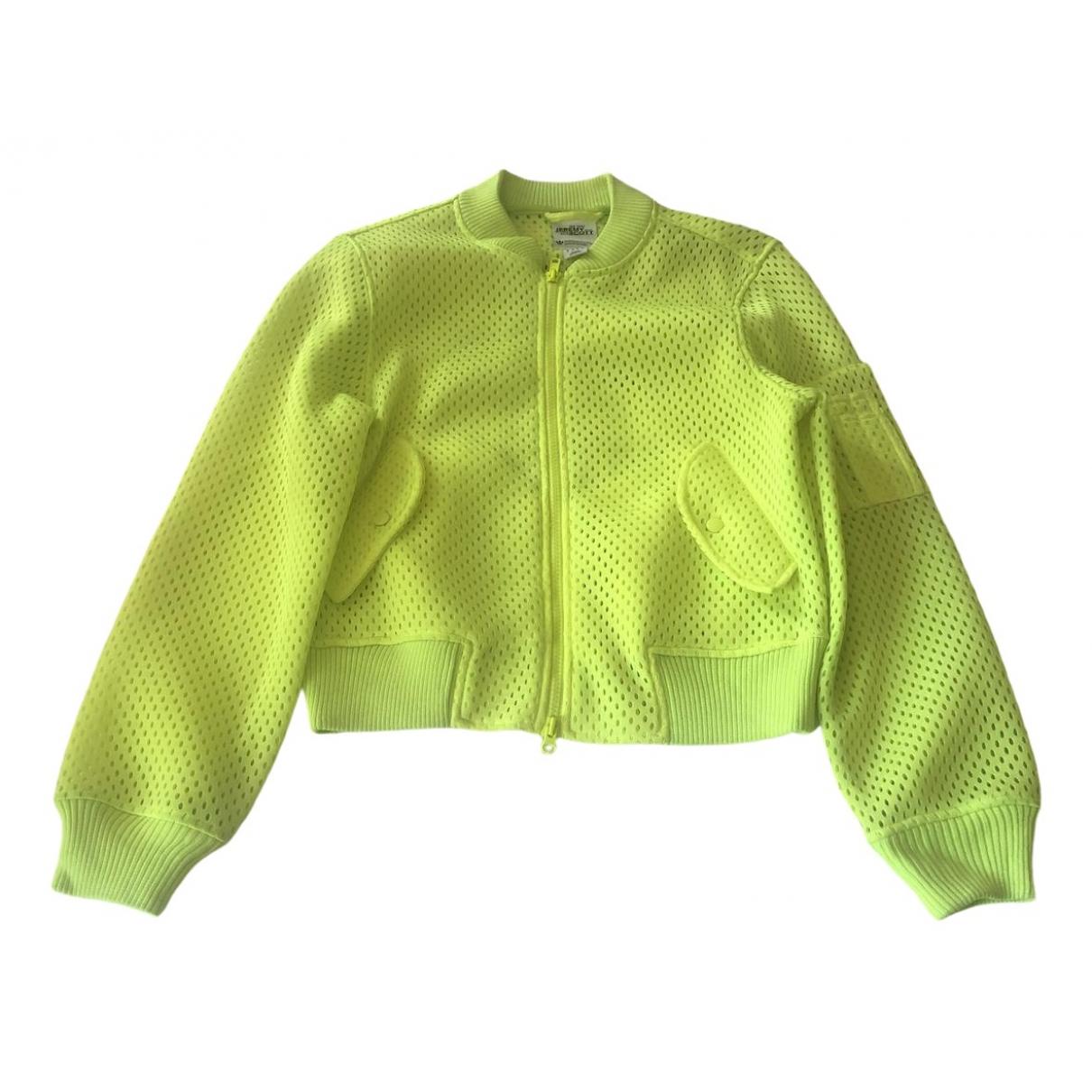 Jeremy Scott Pour Adidas - Vestes.Blousons   pour homme - jaune