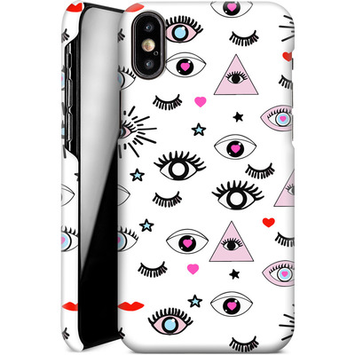 Apple iPhone XS Smartphone Huelle - Magic Eyes von Mukta Lata Barua