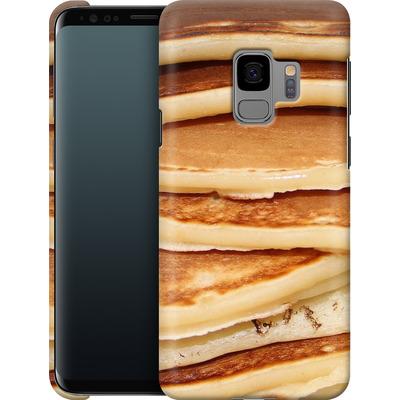 Samsung Galaxy S9 Smartphone Huelle - Pancakes von caseable Designs