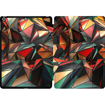 Apple iPad 9.7 (2018) Tablet Smart Case - Dirty Triangles von Danny Ivan