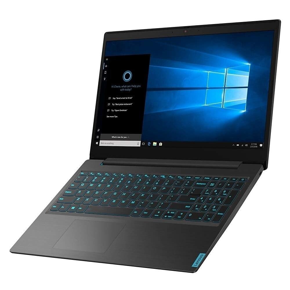 Lenovo IdeaPad L340-15IRH 15.6 8GB 256GB Intel Core i7-9750H Win10,Gray(Certified Refurbished) - Gray (Gray)