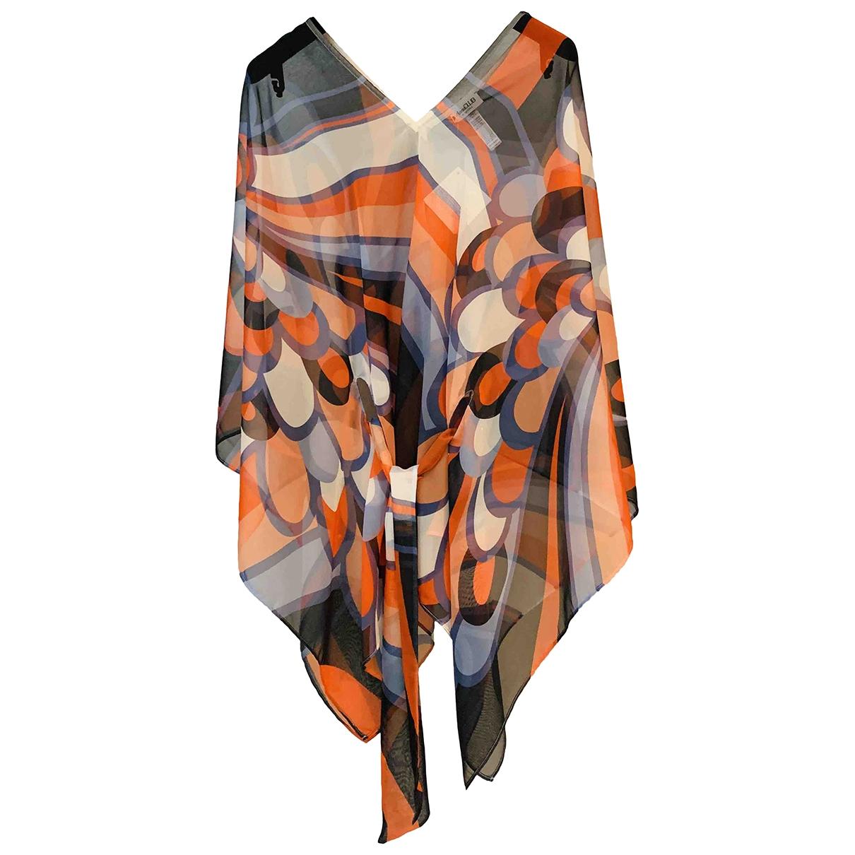 La Perla - Robe   pour femme en soie - multicolore