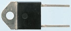 STMicroelectronics 600V 30A, Silicon Junction Diode, 2-Pin DOP3I STTH3006PI