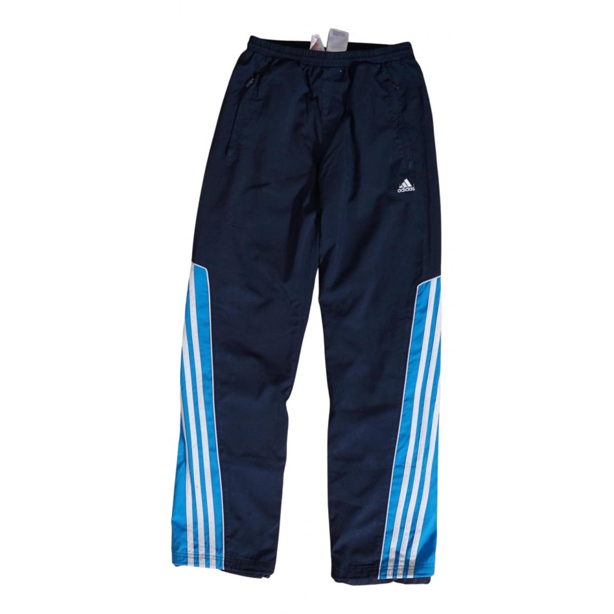 Adidas - Pantalon   pour enfant - marine