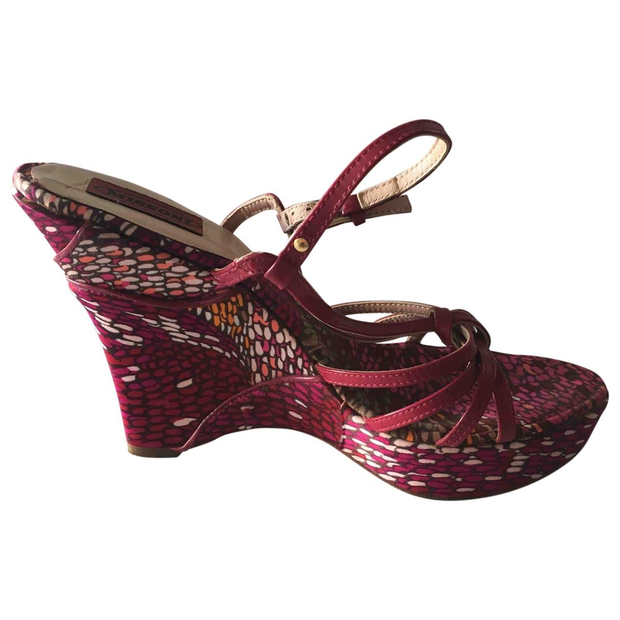 Missoni - Sandales   pour femme - multicolore