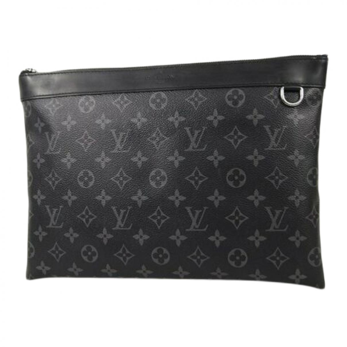 Bolso Apollo Pochette  de Lona Louis Vuitton